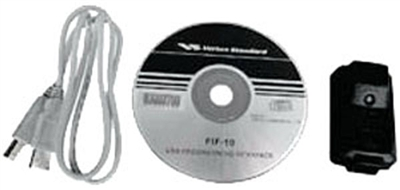 Vertex Standard Programming Cables and Software Combo