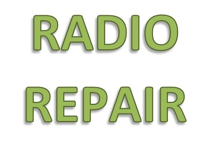 $119 Two Way Radio Repair