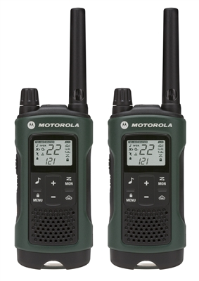 T465 Talkabout Radio Set of 2