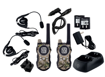 T9650RCAMO Talkabout Radio Package  Set of 2
