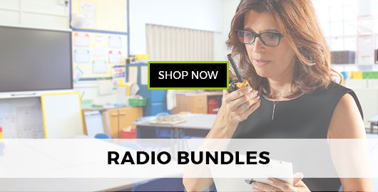 Motorola Two Way Radio Bundles